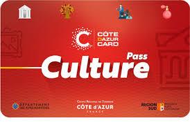 cote d'azur card culture